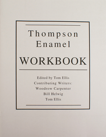 Thompson Enamel Workbook af. Tom Ellis